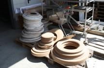 Holzvorlagen