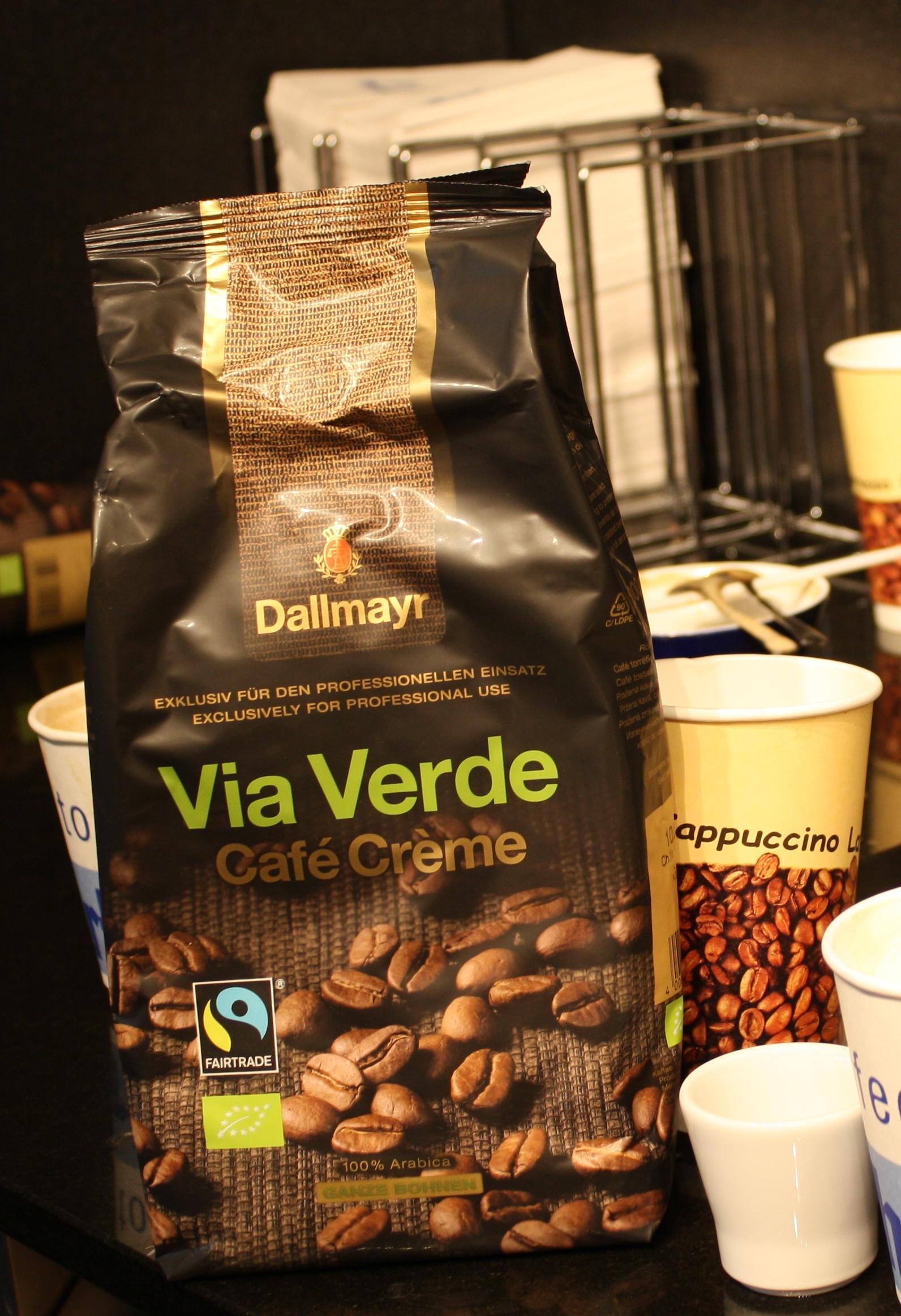 Max RischartDer Schlüssel zu gutem Bio Fairtrade Kaffee